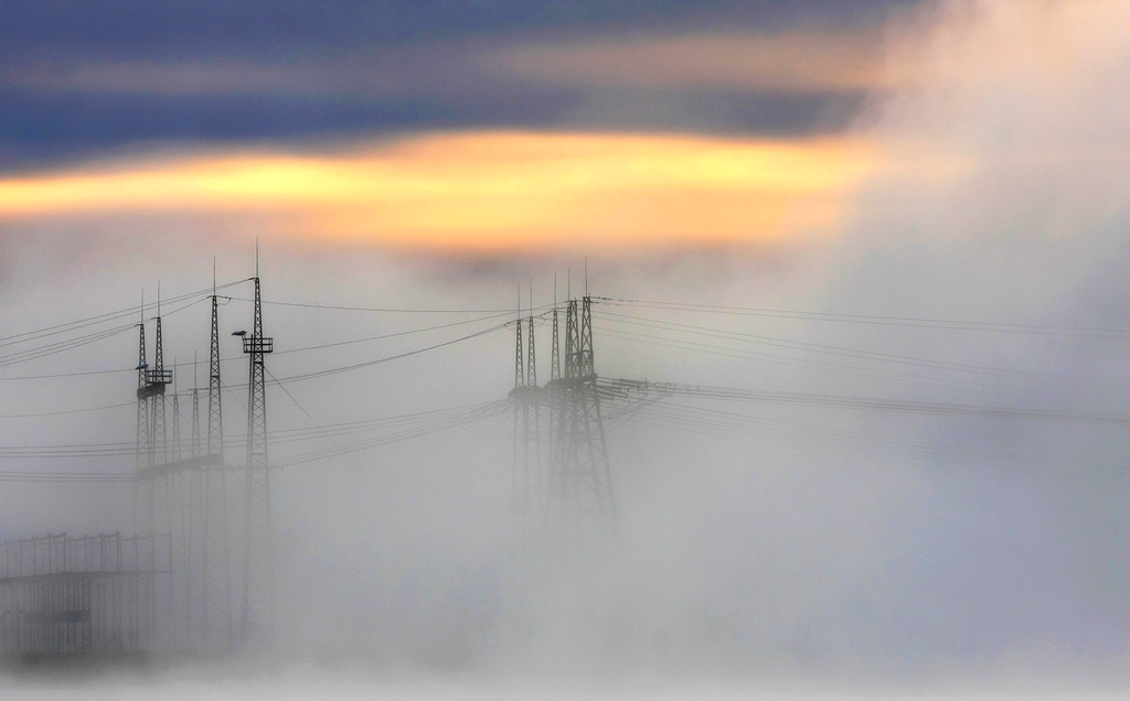 Power in mists by Sparvoga