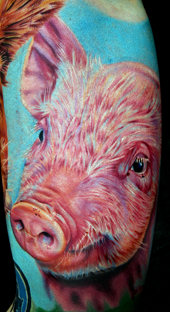 vegan piggy