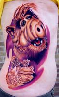 Alf by tat2istcecil