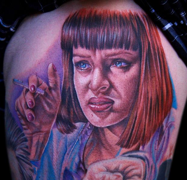 Los mejores tattoos a todo color Uma_thurman_by_tat2istcecil-d37dq6o