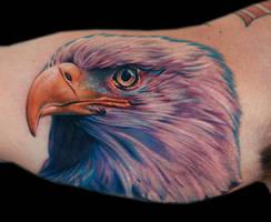 eagle by tat2istcecil
