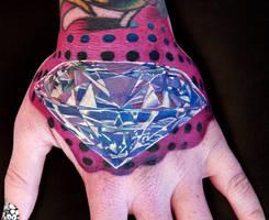 diamond by tat2istcecil