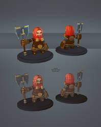 dwarf by kinyz