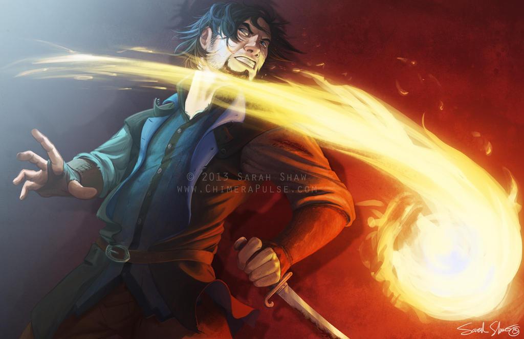 Firefight by Rynnay