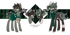 Pine Forest Twins (AUCTION - CLOSED)