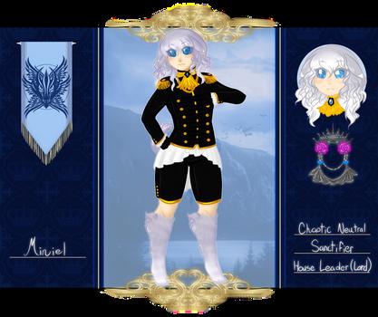 PokeRen : Lord Miniel