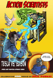 Action Tesla and Edison