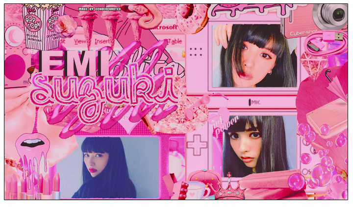 Emi Suzuki Edit by EchoEnchanted