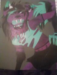 Raving Fox Girl by XMastermindSmirk39X