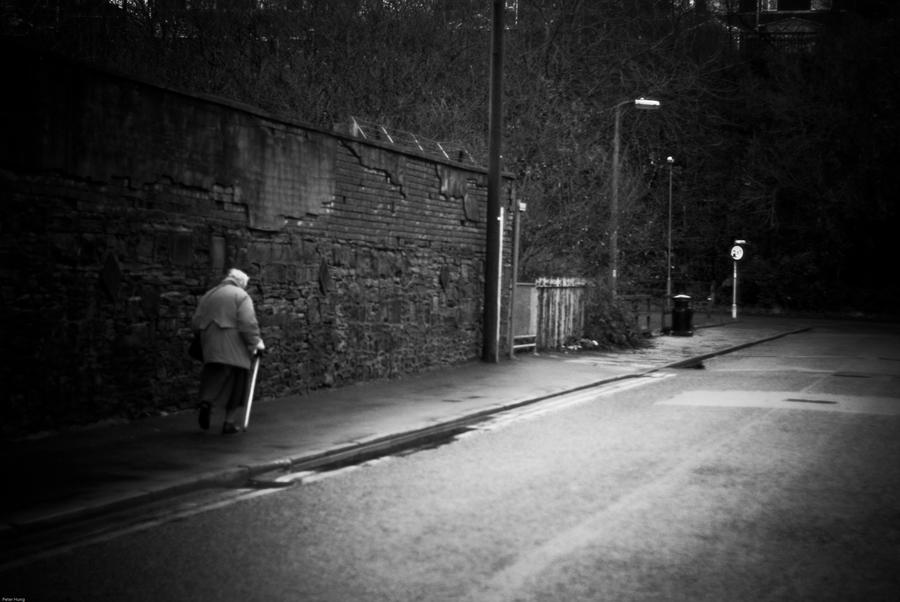 Lonely Old Lady by Nocturnatum