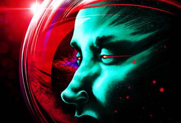 Portrait #3 - Universe. by FishFeel