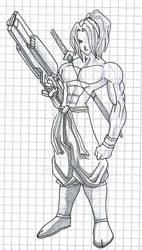 rol character for gantz