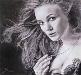 Keira Knightley by Raishuu
