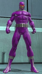 Machine Man (DC Universe Online)