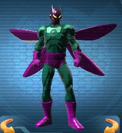 Snake - DCUO Bloguide