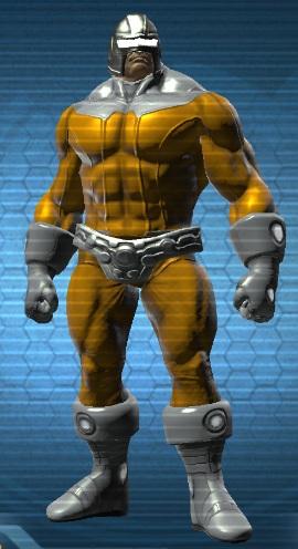 Bulldozer (DC Universe Online) by comix-fan
