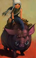boar by cuson