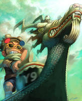 Dragon Boat Festival by cuson