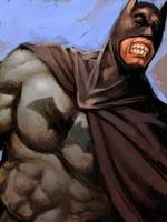 batman by cuson