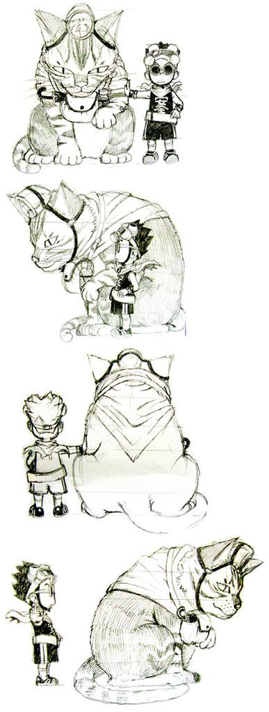 sketch by cuson