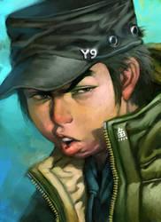 new avatar by cuson