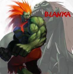 blanka by cuson