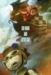 poster for siu kong series