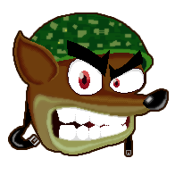 [GAME ART] Krush Bandicoot by Extreme-Z7