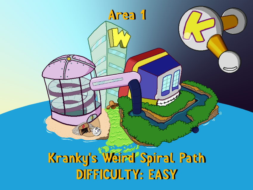 [GAME SCREENSHOT] - Krazy Island by Extreme-Z7