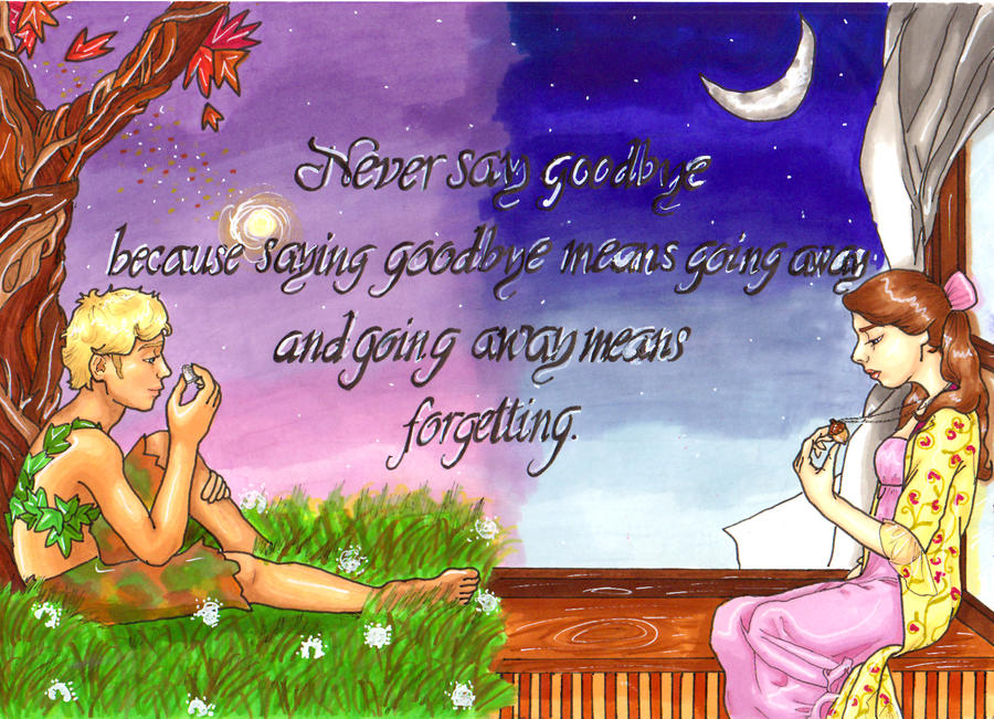 Never Say Goodbye By Perfect Fairytale ...