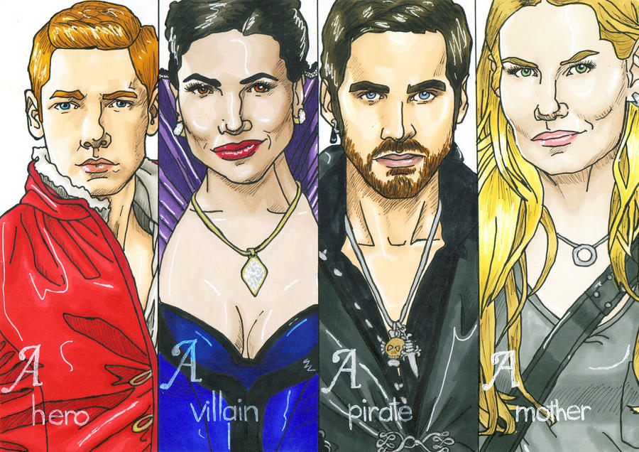 Team OUAT by perfect-fairytale