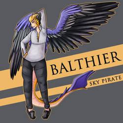 Dragon Balthier