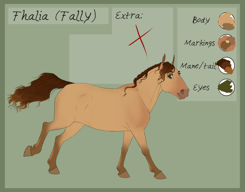Thalia - Reference by Jay-Ruth