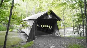 The Covered Bridge at The Ashokan Center 08/26/18