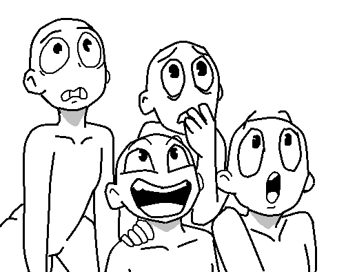 Line Art Meme : Draw your squad base wow whats that by