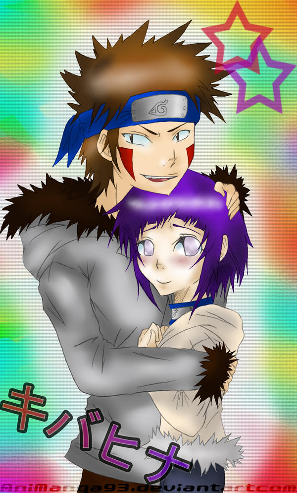 :+KibaHina Hug+: by AniManga93