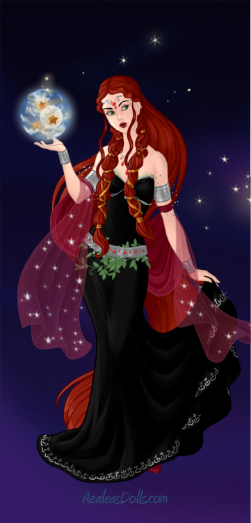 Princess Hydra Doll by serenitysmoon