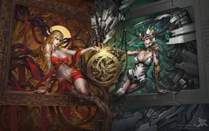challengework by GothicQ