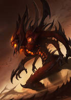 Diablo by GothicQ