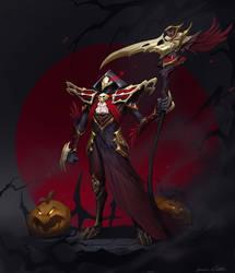 Crow death by GothicQ