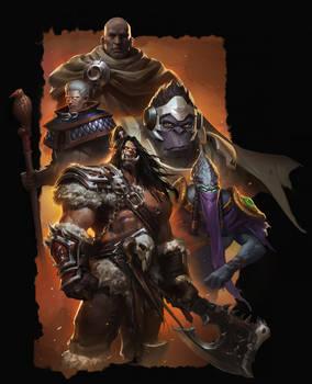 Blizzard heroes