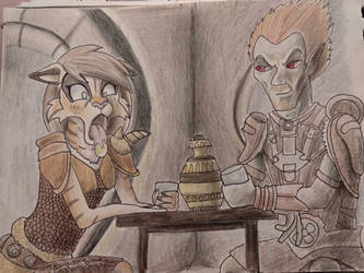 Why would you drink that? by DemureGirl