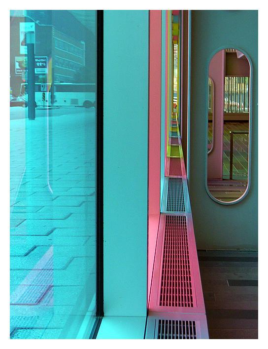 colour vision by alienateme