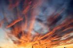Fire in the Sky by cherub-torn