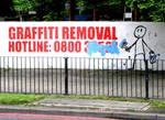 Banksy Graffiti Removal 2