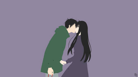 Shouta + Sawako (Kimi ni Todoke)