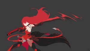 Crimson Avenger (Elsword) by ncoll36