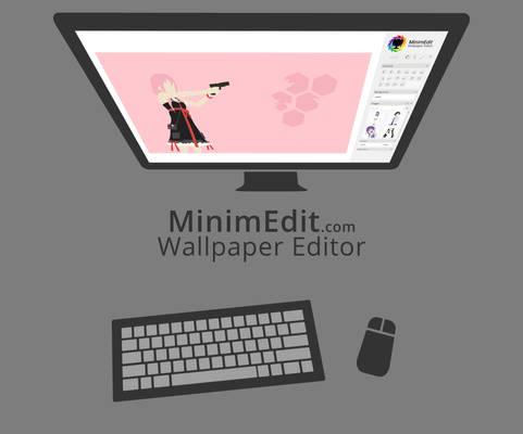 MinimEdit.com | Wallpaper Editor
