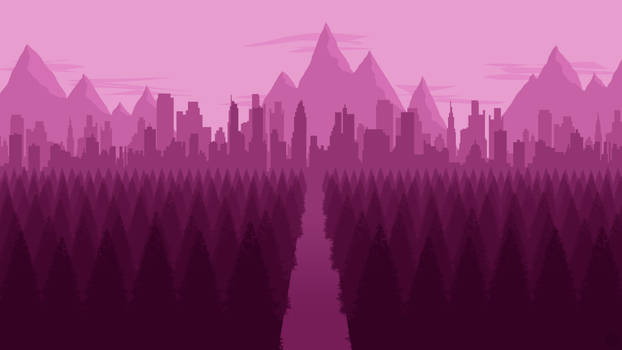 Landscape [9] - City Forest