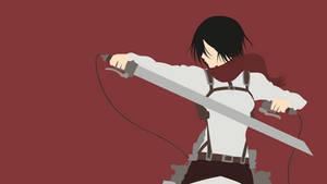Mikasa Ackerman [2] (Attack on Titan)
